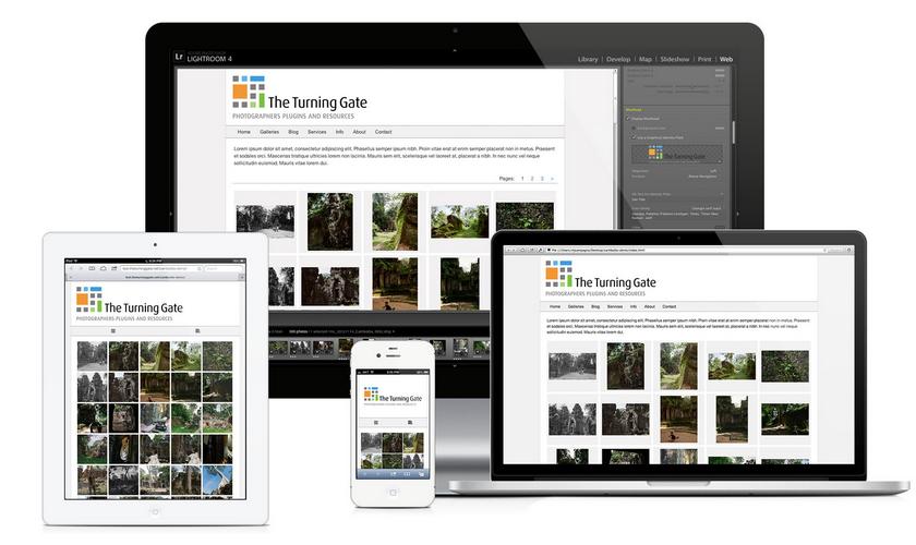 Inbound Solutions Group Website Design